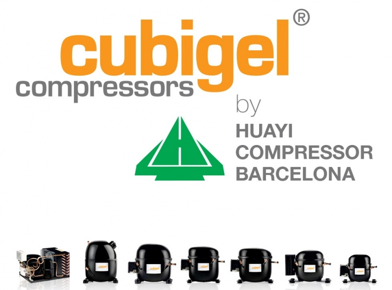 Компрессор Cubigel MCSC ML80TB  - Компрессоры Cubigel